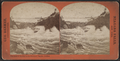 The Maid of the Mist in the Whirlpool Rapids, Niagara, by Barker, George, 1844-1894 4.png