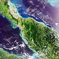 The Malaysian Peninsula as seen by Envisat ESA206921.jpg