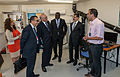 The Minister of Foreign Affairs of Morocco visits the CTBTO (9198361889).jpg