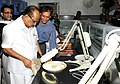 The Minister of State (Independent Charge) for Consumer Affairs, Food and Public Distribution, Professor K.V. Thomas visits after inaugurating the Central Grain Analysis Laboratory for analyzing samples of foodgrains.jpg
