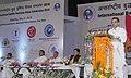"The Minister of State for Human Resource Development, Shri Upendra Kushwaha addressing at the ""International Buddha Poornima Diwas Celebration 2016"", in New Delhi on May 21, 2016.jpg"