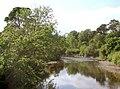 The Ogmore River at Merthyr Mawr - geograph.org.uk - 818734.jpg