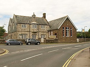 Pelynt - The Old School House, Pelynt