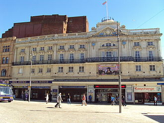 Frank Matcham - Image: The Opera House, Winter Gardens, Church Street, Blackpool DSC07240