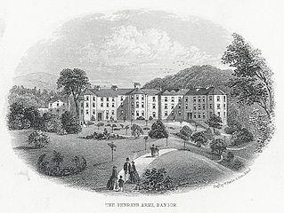 The Penrhyn Arms, Bangor