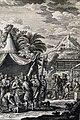 The Phillip Medhurst Picture Torah 474. Building the tabernacle. Exodus cap 38 v 24. Tyroff.jpg