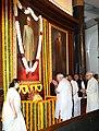 The Prime Minister, Shri Narendra Modi paying homage to the former Prime Minister of India, Shri Morarji Desai, on the occasion of his birth anniversary, in New Delhi.jpg