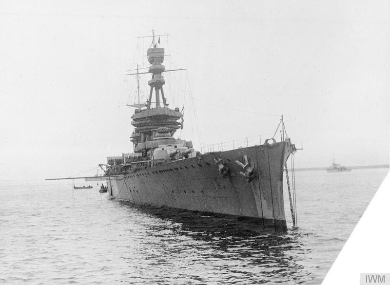The Royal Navy during the First World War Q18130