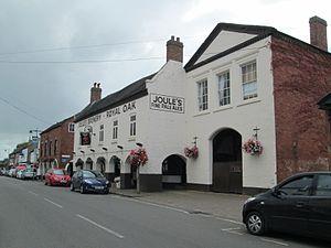 Eccleshall - Eccleshall High Street