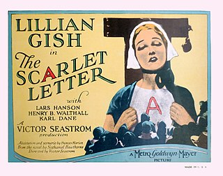 <i>The Scarlet Letter</i> (1926 film) 1926 film