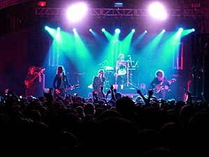 The Strokes - The Strokes in concert, 2006