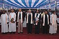 The Vice President, Mohammad Hamid Ansari at the first Convocation of St. Xavier's College, in Kolkata on January 18, 2008.jpg