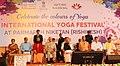 The Vice President, Shri M. Venkaiah Naidu at the International Yoga Festival, at Parmarth Niketan, Rishikesh, in Uttarakhand .jpg