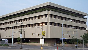 The Buffalo News - Buffalo News building