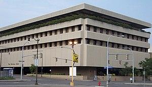 The Buffalo News - Buffalo News building