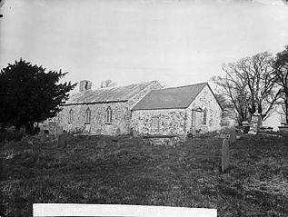 The church, Llandysilio (Penf)