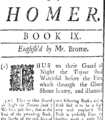 The iliad of Homer, translated from the Greek into blank verse, by Mr. Ozell, Mr. Broom, and Mr. Oldisworth Fleuron T054870-19.png
