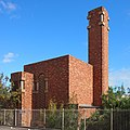 The incinerator at Thebarton, South Australia, designed by Walter Burley Griffin (square image).jpg