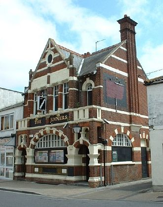 St Mary's, Southampton - The Joiners Arms, St Mary's
