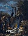 The witches' Sabbath by moonlight, by Domenicus van Wijnen, called Ascanius.jpg