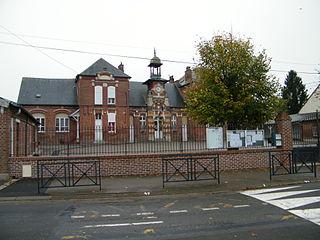 Thennes Commune in Hauts-de-France, France