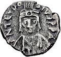 Theodosius 590-602 half siliqua (obverse).jpg