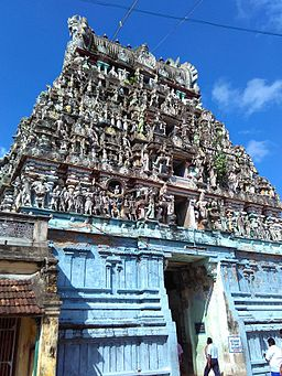 Thirukkadayur-temple-gopuram-60th-marriage-4
