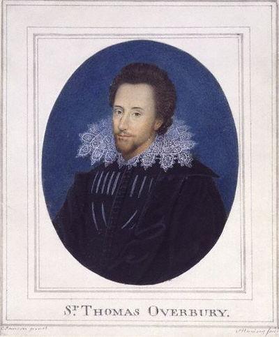 Thomas Overbury, 16th/17th-century English poet and essayist