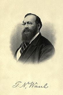 Thomas Neville Waul American politician