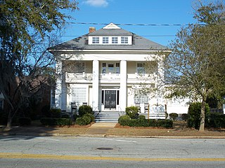 Thomasville Commercial Historic District United States historic place