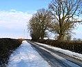 Thorpe Satchville Road - geograph.org.uk - 1301025.jpg