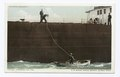 Throwing the Line, U. S. Marine Postal Service, Detroit River (NYPL b12647398-73912).tiff