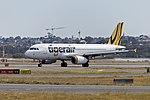Tigerair Australia (VH-VNO) Airbus A320-232 at Sydney Airport.jpg