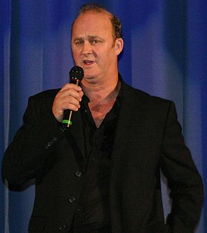 Tim McInnerny - McInnerny at a presentation of Severance in 2006.