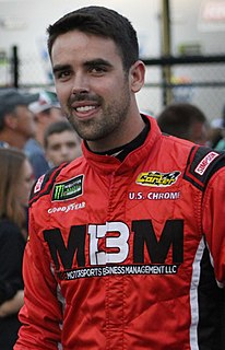 Timmy Hill American stock car racing driver