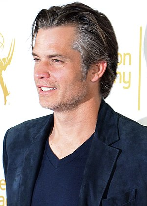 Timothy Olyphant - Olyphant in 2014