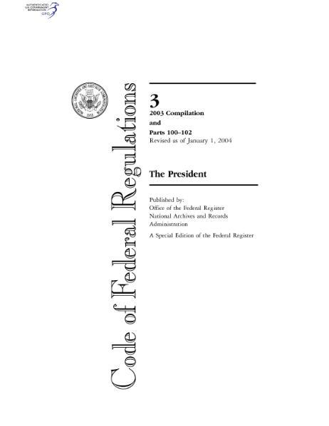File:Title 3 CFR 2003 Compilation.djvu