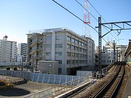 Tobu Railway Company Main Office.jpg