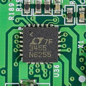 Linear Technology - LTC3455 - Dual DC/DC Converter