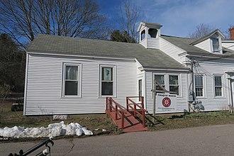 Arcadia, Rhode Island - Tomaquag Museum