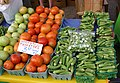 Tomatoes and Okra at a Farmers Market.jpg