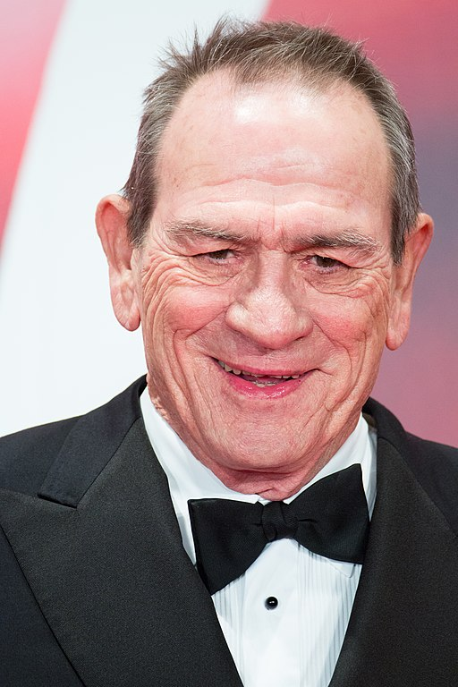 Tommy Lee Jones the Jury President at Opening Ceremony of the Tokyo International Film Festival 2017 (25332220997)