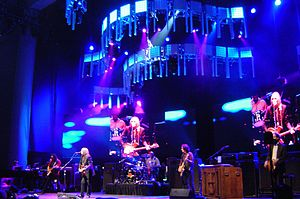 Tom Petty - Tom Petty and the Heartbreakers performing live at the Verizon Amphitheatre, Indianapolis, 2006