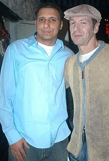 Tony T, Chris Charming at LA Direct Model's Party.jpg