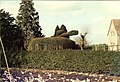Topiary in Sapperton - geograph.org.uk - 1513306.jpg