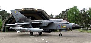 No. 31 Squadron RAF - A 31 Sqn Tornado GR4