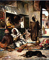 Tornai An Arms Merchant in Tangiers 1890.jpg