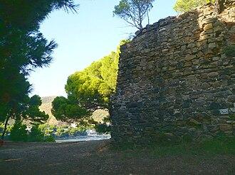 Ogliastro Marina - Image: Torre di ogliastro marina (castellabate)