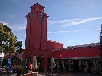 Corte Madera, California - Corte Madera Town Center
