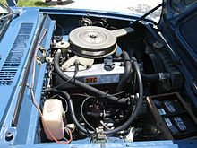 toyota pickup engine